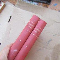 Libros antiguos: LIBRO INSTITUCIONES DE DERECHO ROMANO EUSEBIO DÍAZ TOMOS I Y II 1913 L-11649-1042. Lote 169959016
