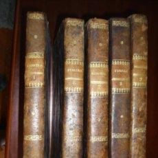 Libros antiguos: FEBRERO O LIBRERIA DE JUECES FLORENCIO GARCIA GOYENA 1841-42 MADRID TOMO1-6- 7-8 -9-1ª EDICION . Lote 170350976