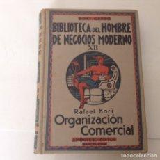 Libros antiguos: BIBLIOTECA DEL HOMBRE DE NEGOCIOS MODERNO 1933. Lote 171261580