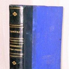 Libros antiguos: DICCIONARIOS DE LOS FUEROS DEL REINO DE NAVARRA Y DE LAS LEYES VIGENTES .... (1828). Lote 171765345