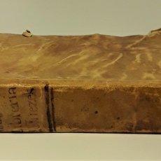 Libros antiguos: LIBRERÍA DE JUEZES. MANUEL SILVESTRE. IMPRENTA DEL DIARIO. MADRID. 1763.. Lote 172681547