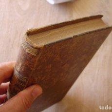 Libros antiguos: ESPAÑA. SENTENCIAS DEL CONSEJO DE ESTADO. MADRID . IMPRENTA DEL MINISTERIO DE GRACIA Y JUSTICIA.1862. Lote 172750074