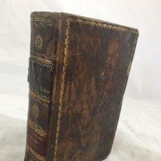 Libros antiguos: GUIA DE LA REAL HACIENDA DE ESPAÑA, AÑO 1826 PARTE LEGISLATIVA, PLENA PIEL BUEN ESTADO. Lote 172810319