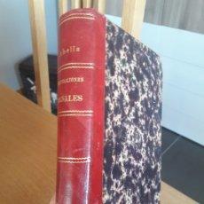 Libros antiguos: COMPENDIO DE DISPOSICIONES PENALES NO COMPRENDIDAS EN EL CODIGO PENAL, VV.AA, MADRID 1884 RARO. Lote 216641318