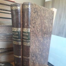 Libros antiguos: ELEMENTOS DE DERECHO PÚBLICO INTERNACIONAL, M., IMPRENTA DE SANTIAGO SAUNAQUE, 1849 RARISIMO. Lote 173365158
