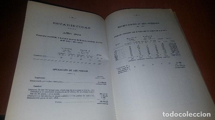 Libros antiguos: Patronato de homenajes a la vejez de madrid, año 1934 - Foto 3 - 173603504