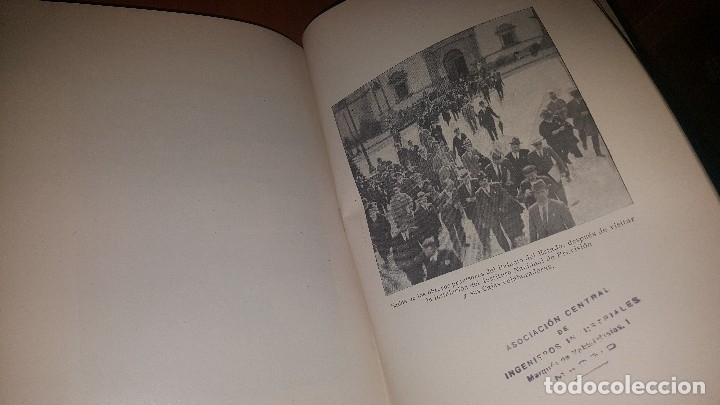 Libros antiguos: Reseña de la visita de obreros previsores a la exposicion de barcelona, madrid 1929 - Foto 7 - 173620212