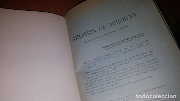 Libros antiguos: Reseña de la visita de obreros previsores a la exposicion de barcelona, madrid 1929 - Foto 9 - 173620212