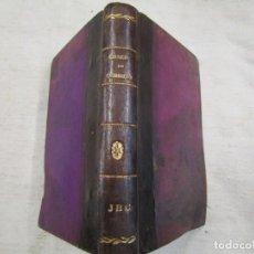 Libri antichi: NOVISIMO CODIGO DE COMERCIO - JOAQUIN ABELLA - MADRID 1885 502PAG 19.5CM + INFO 1S. Lote 173984300
