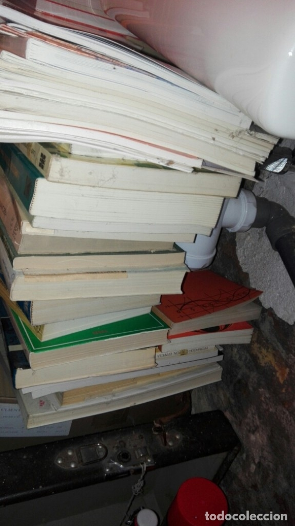 Libros antiguos: gran lote de mas de 300 libros de economia, derecho,finanzas... - Foto 2 - 174545563