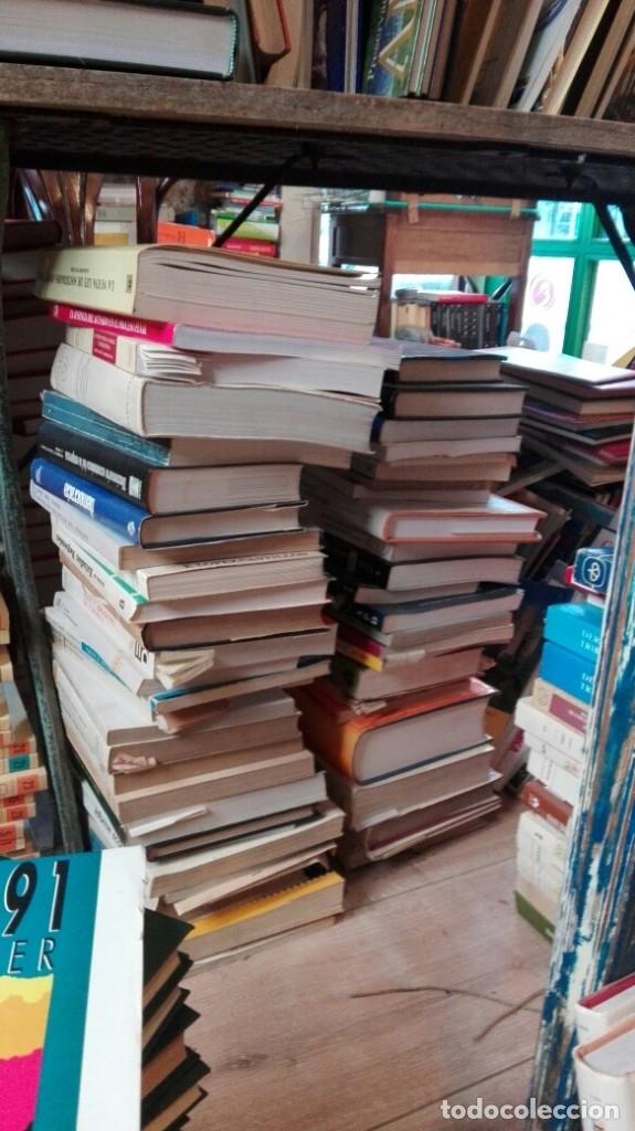 Libros antiguos: gran lote de mas de 300 libros de economia, derecho,finanzas... - Foto 3 - 174545563
