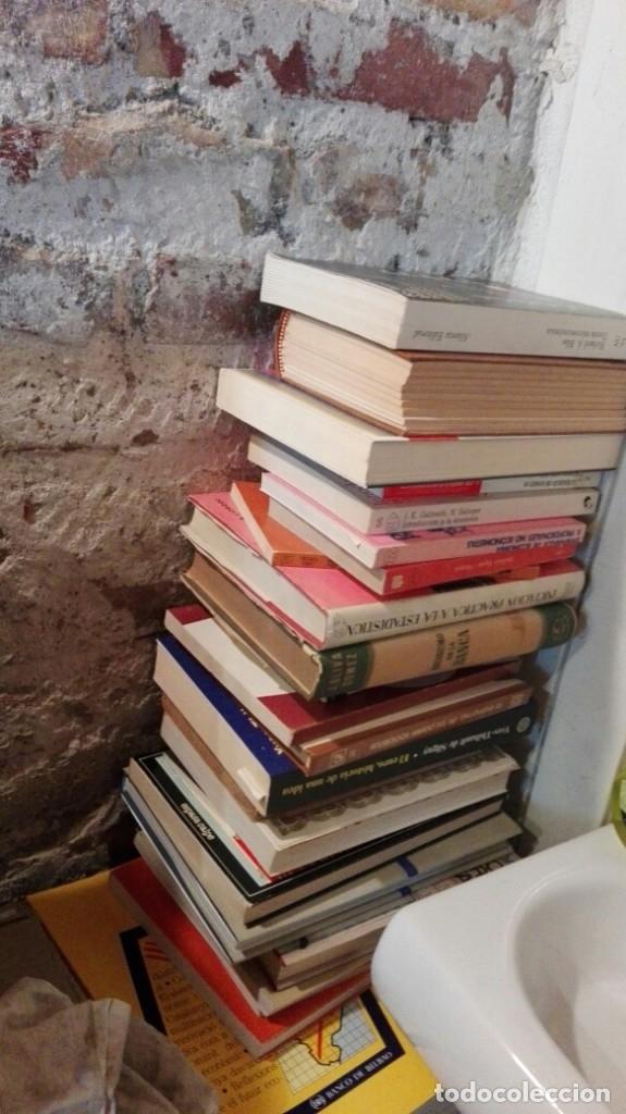 Libros antiguos: gran lote de mas de 300 libros de economia, derecho,finanzas... - Foto 5 - 174545563