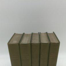 Libros antiguos: 10 LIBROS CASOS MÁS CÈLEBRES DERECHO PARTE ESPAÑOLA 1837 A 1849. Lote 175005208