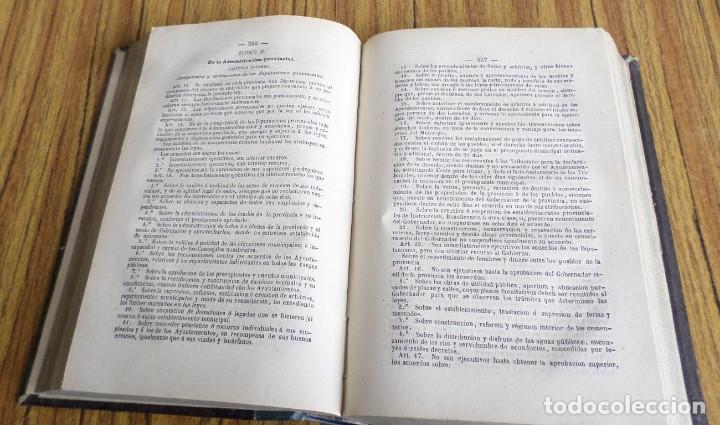 Libros antiguos: LA JUSTICIA - Revista peninsular y ultramar - Dirig Francisco Pareja de Alarcón Y Emilio Bravo 1868 - Foto 4 - 175813158