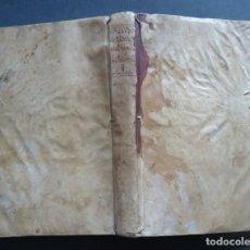Libros antiguos: UNIVERSIDAD DE SALAMANCA.'COLECCION DE REALES DECRETOS, CEDULAS, ORDENES' 2 TOMOS 1771. Lote 176074513