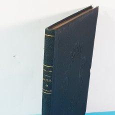 Libros antiguos: MANUAL DE CONTABILIDAD DE ESTABLECIMIENTOS PENALES, ANDRES MARIA BELADIEZ 1863 166 PAGINAS MUY RARO. Lote 176123705
