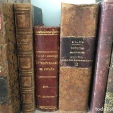 Libros antiguos: TRATADO DEL DERECHO ADMINISTRATIVO ESPAÑOL. Lote 176443765