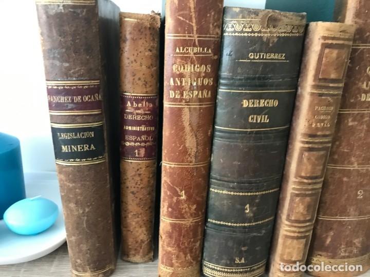 Libros antiguos: Tratado del derecho administrativo español - Foto 2 - 176443765