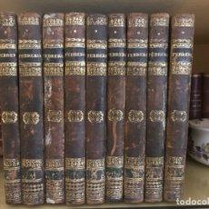 Libros antiguos: FEBRERO Ó LIBRERIA DE JUECES, ABOGADOS Y ESCRIBANOS.. Lote 176963400