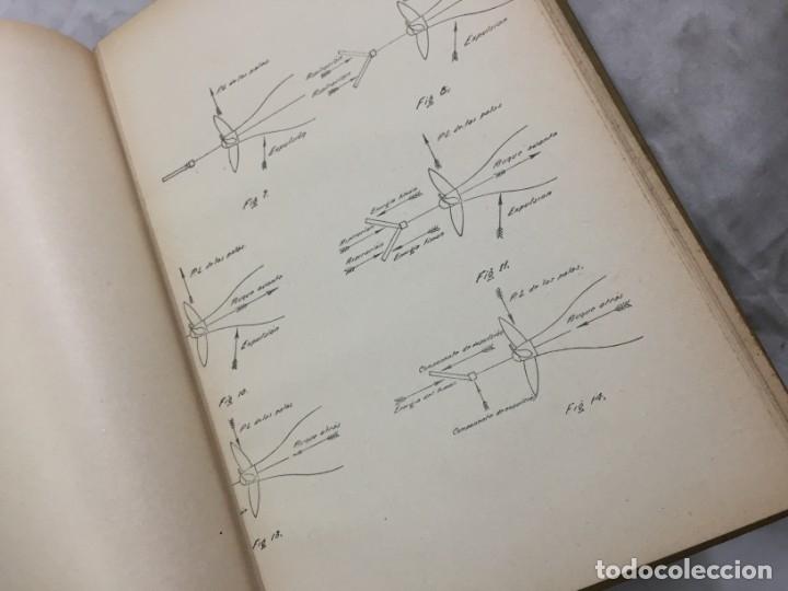 Libros antiguos: Libro manejo marinero de los buques de comercio, Blanco (jefe de la armada) y Boado 1919 - Foto 11 - 177009588