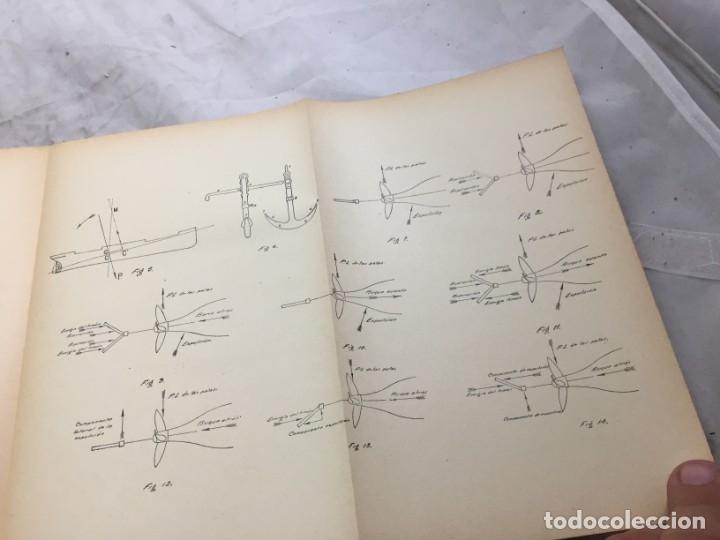 Libros antiguos: Libro manejo marinero de los buques de comercio, Blanco (jefe de la armada) y Boado 1919 - Foto 13 - 177009588