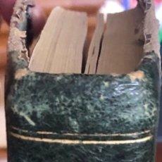 Libros antiguos: DICCIONARIO JURISPRUDENCIA PENAL DE ESPAÑA- MARCELO MARTINEZ ALCUBILLA- MADRID 1.874. Lote 177185472