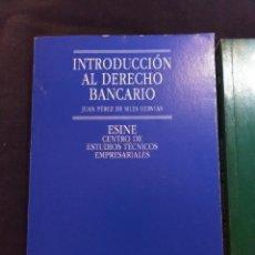 Libros antiguos: 2 TÍTULOS BIBLIOTECA ECONÓMICO FISCAL.- JUAN PÉREZ DE SILES.. Lote 177217577