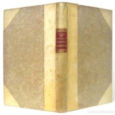 Libros antiguos: FLORENCIA, 1895 - BANCA, FINANZAS - EL CONTRATO DE CUENTA CORRIENTE - ITALIANO - PERGAMINO SIGLO XIX. Lote 177316793