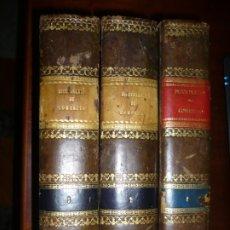 Libros antiguos: 3/4 DICCIONARIO TEORICO-PRACT.-HISTORI Y GEOGRAF DE COMERCIO JAIME BOY 1839-40 BARCELONA. Lote 177834950