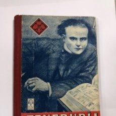Libros antiguos: TENEDURIA DE LIBROS. EDELVIVES. EDITORIAL LUIS VIVES. ZARAGOZA, 1943. PAGS: 96. Lote 178006075