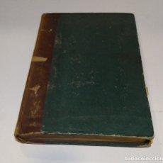 Libros antiguos: OBSEVACIONES AL PROYECTO DE LEY HIPOTECARIA POR TELESFORO GOMEZ RODRIGUEZ 1864. Lote 179323276