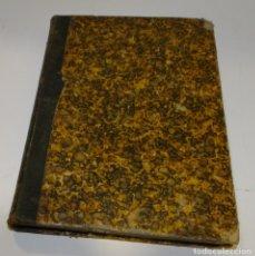 Libros antiguos: REVISTA DE LOS TRIBUNALES Y DE LA ADMINISTRACIÓN POR RAMÓN O. DE ZARATE. 1852. BURGOS. Lote 179326558