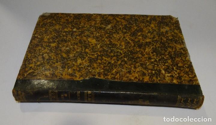 Libros antiguos: REVISTA DE LOS TRIBUNALES Y DE LA ADMINISTRACIÓN POR RAMÓN O. DE ZARATE. 1852. BURGOS - Foto 3 - 179326558