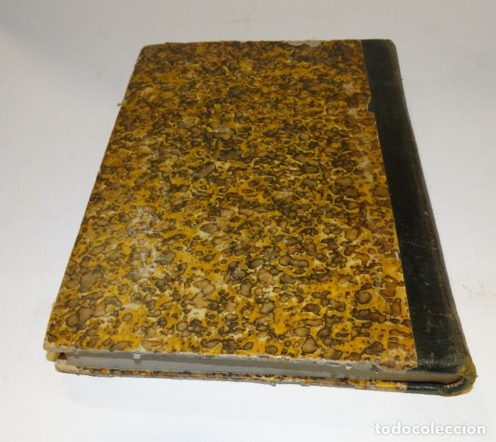 Libros antiguos: REVISTA DE LOS TRIBUNALES Y DE LA ADMINISTRACIÓN POR RAMÓN O. DE ZARATE. 1852. BURGOS - Foto 4 - 179326558