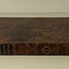 Libros antiguos: COLECCIÓN DE LOS DECRETOS Y ÓRDENES. TOMO III. IMPRENTA NACIONAL. MADRID. 1820.. Lote 180389453