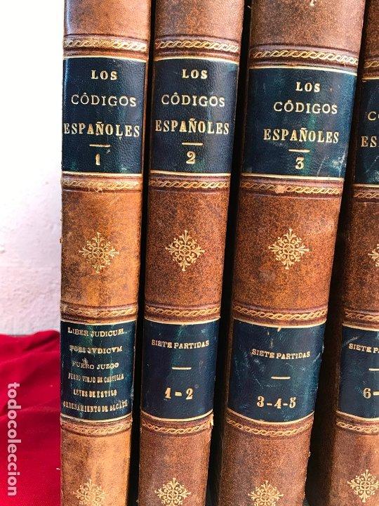 Libros antiguos: Los Códigos Españoles Concordados y Anotados 1847 - Foto 2 - 180902365