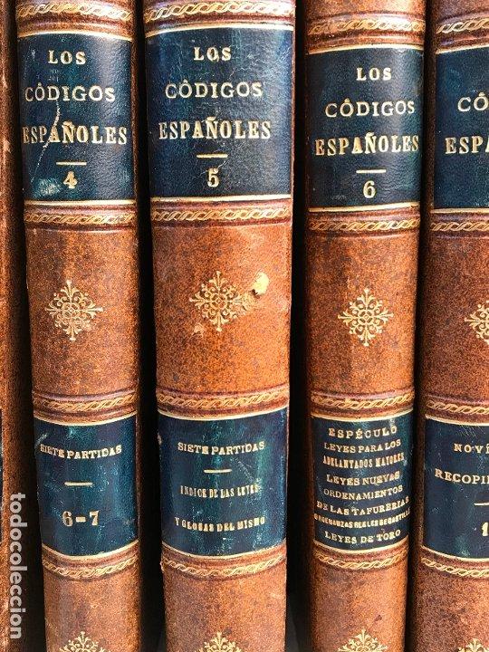 Libros antiguos: Los Códigos Españoles Concordados y Anotados 1847 - Foto 3 - 180902365