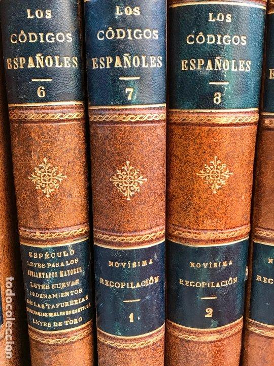 Libros antiguos: Los Códigos Españoles Concordados y Anotados 1847 - Foto 4 - 180902365