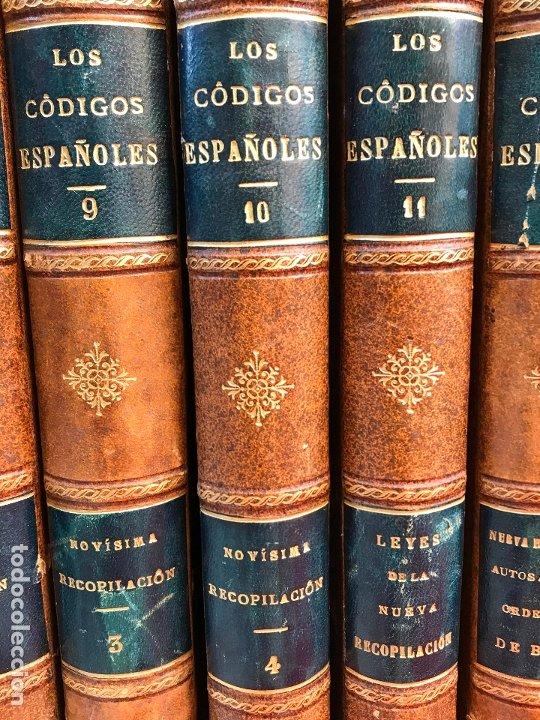 Libros antiguos: Los Códigos Españoles Concordados y Anotados 1847 - Foto 5 - 180902365