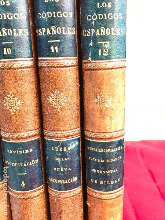 Libros antiguos: Los Códigos Españoles Concordados y Anotados 1847 - Foto 6 - 180902365