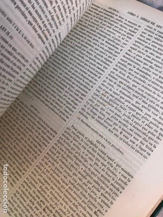 Libros antiguos: Los Códigos Españoles Concordados y Anotados 1847 - Foto 11 - 180902365