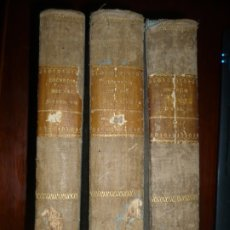 Libros antiguos: DECRETOS DEL REY DON FERNANDO VII 1815-18-19 FERMIN MARTIN BALMASEDA 1816-19-23 MADRID . Lote 180902513