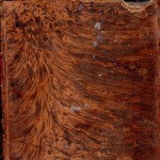 Libros antiguos: CURIA FILIPICA.PRIMERO Y SEGUNDO TOMO.JUAN DE HEVIA BOLAÑOS.IMP. REAL CIA. J.J. SIGUENZA Y VERA.1825. Lote 181019791