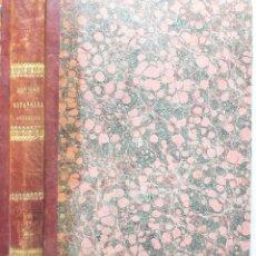 Libros antiguos: LOS CODIGOS ESPAÑOLES CONCORDADOS Y ANOTADOS. 1847. Lote 181509328