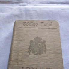 Libros antiguos: CÓDIGO PENAL DE 1870 - S. CALLEJA - MADRID. Lote 182369430