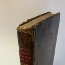 Libros antiguos: 1804 - ALVAREZ POSADILLA - COMENTARIOS A LAS LEYES DE TORO. Lote 182673642