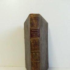 Livros antigos: COLECCIÓN DE LAS LEYES, DECRETOS Y DECLARACIONES DE LAS CORTES... (1837). Lote 183307283