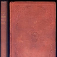 Libros antiguos: SNOW. REPORT UPON THE CENSUS OF RHODE ISLAND IN 1865. WITH THE STATISTICS OF THE POPULATION... 1867.. Lote 183658461