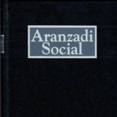 Libros antiguos: ARANZADI SOCIAL, ÍNDICE 1993. Lote 184080076