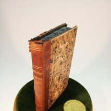 Libros antiguos: MANUAL DE LA LEGISLACIÓN ROMANA Ó RESUMEN HISTÓRICO Y DEFINICIONES DEL DERECHO ROMANO. MADRID. 1838.. Lote 184089077